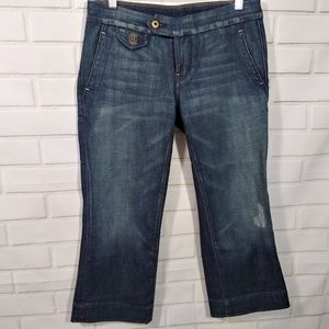 Citizens of Humanity Women Jeans Size 27 Cropped